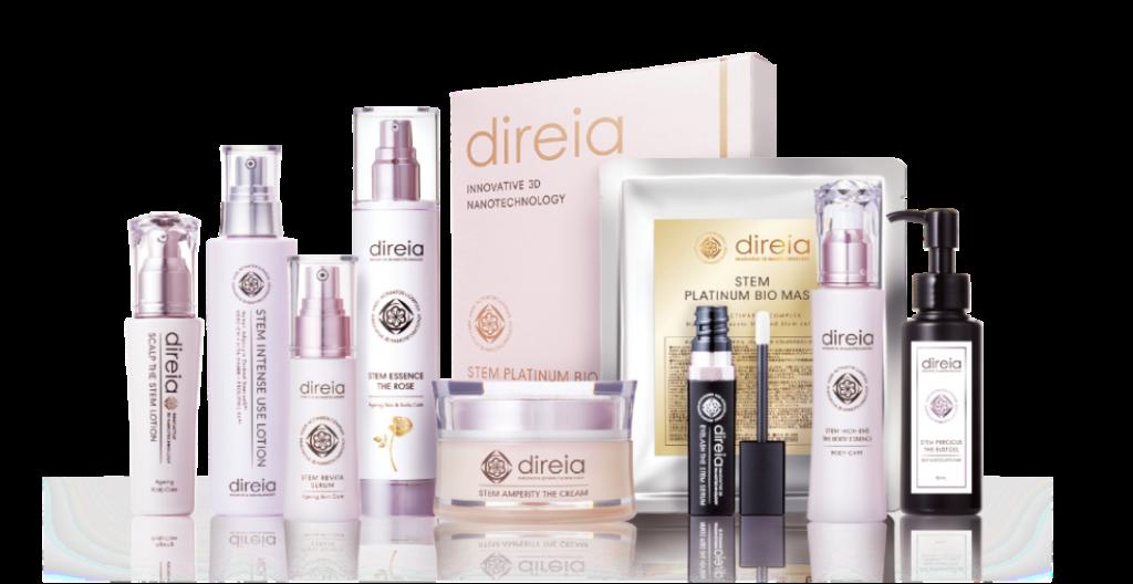 японские бренды | Direia | косметика из Японии