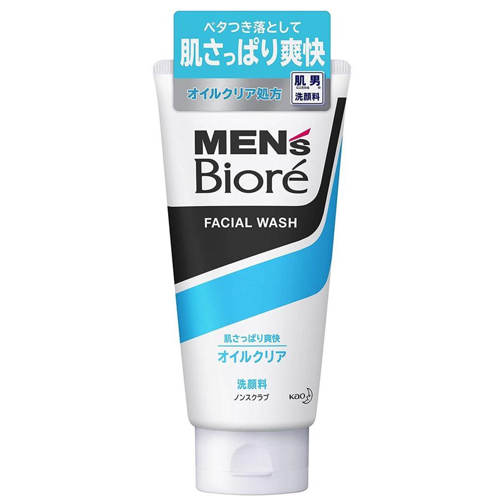Уход за мужской кожей